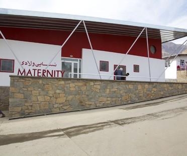 Tamassociati nouveau Centre de maternité d'Emergency Anabah Afghanistan