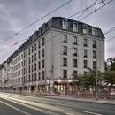 Tchoban Voss Architekten Albia résidences étudiantes à Dresde