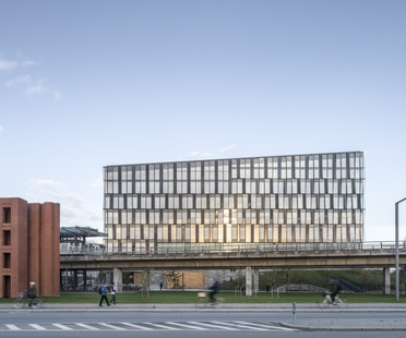 Henning Larsen Architects Siège Nordea Copenhague