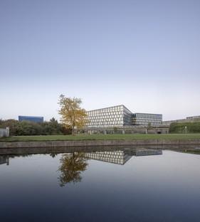 Henning Larsen Architects Siège Nordea Copenhague