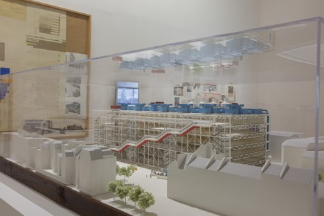 Exposition Renzo Piano et Richard Rogers Centre Pompidou Paris