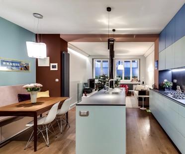 Pisi Design Architects Appartement au Champ de Mars Paris
