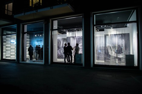 Architecture et Divine Comédie – L'exposition à SpazioFMG a été inaugurée