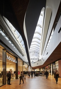 Zaha Hadid Architects CityLife Shopping District Milan