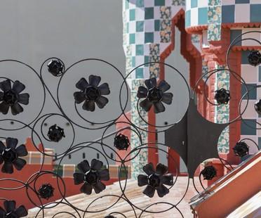 Ouverture au public de la première œuvre de Gaudí, Casa Vicens à Barcelone