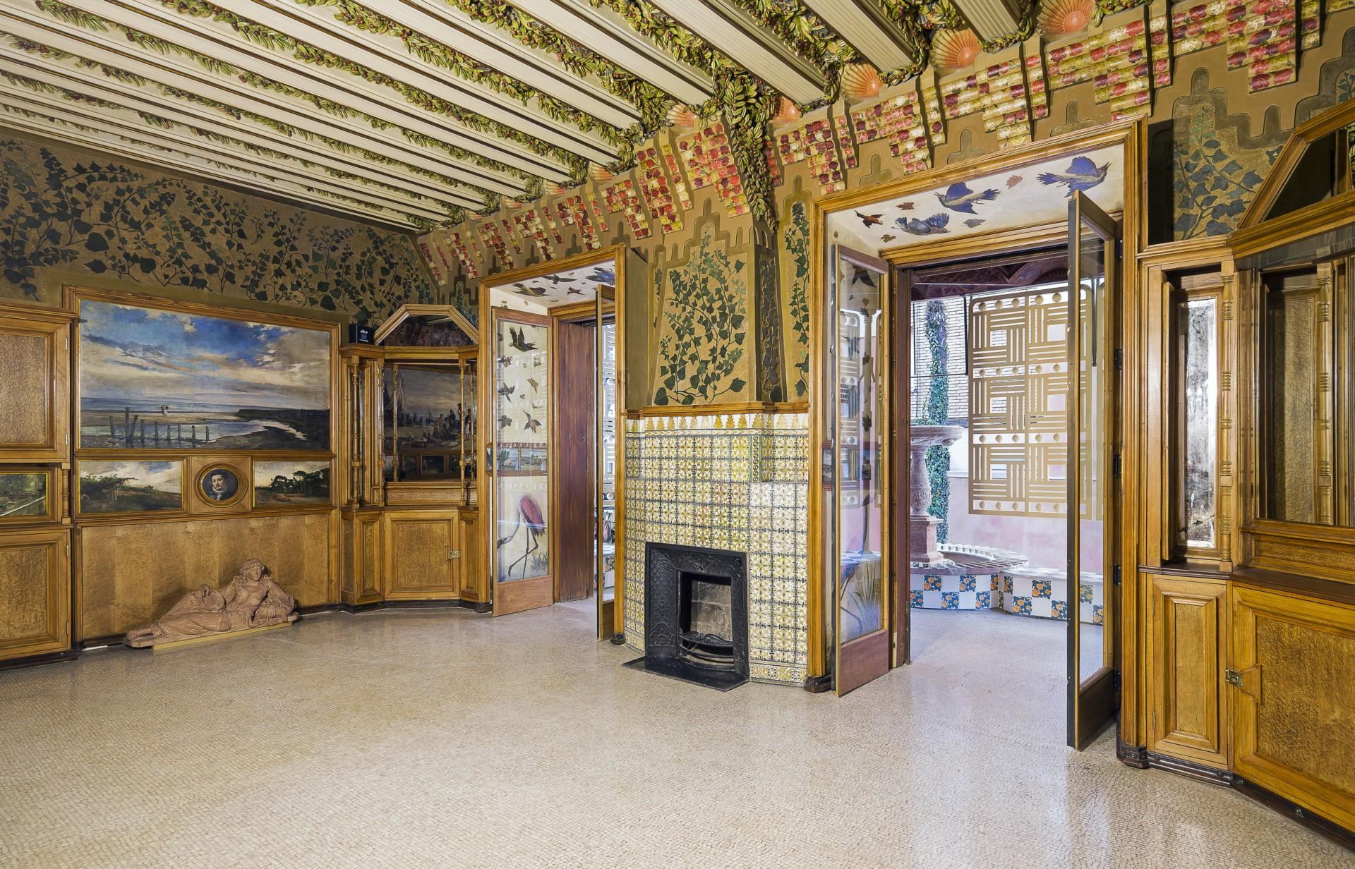 Ouverture Public Premie Oeuvre Gaudi Casa
