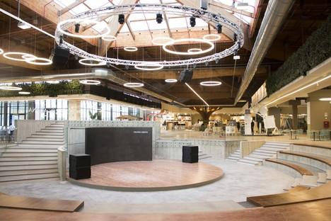 Interview de Thomas Bartoli architecte responsable d'Eataly Design