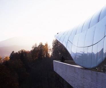 Zaha Hadid le funiculaire Hungerburg d'Innsbruck fête ses 10 ans