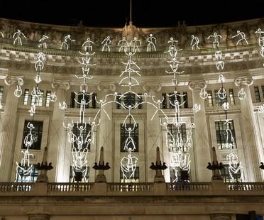Architecture et lumière dans les nuits de Londres et Amsterdam