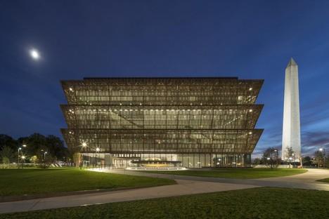 Washington Museum de David Adjaye décerné Best Design of the Year 2017