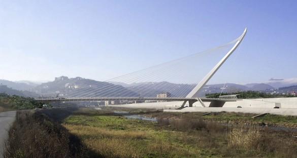 Inauguré le nouveau pont de Calatrava à Cosenza