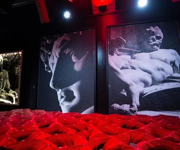 Exposition Aurelio Amendola: Michelangelo affreschi digitali e dintorni Florence