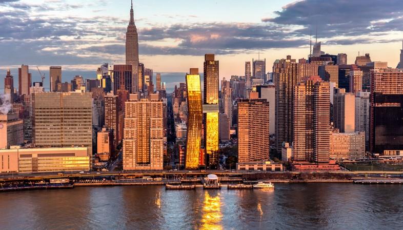 Les plus beaux gratte-ciels d'Amérique au CTBUH Awards 2018