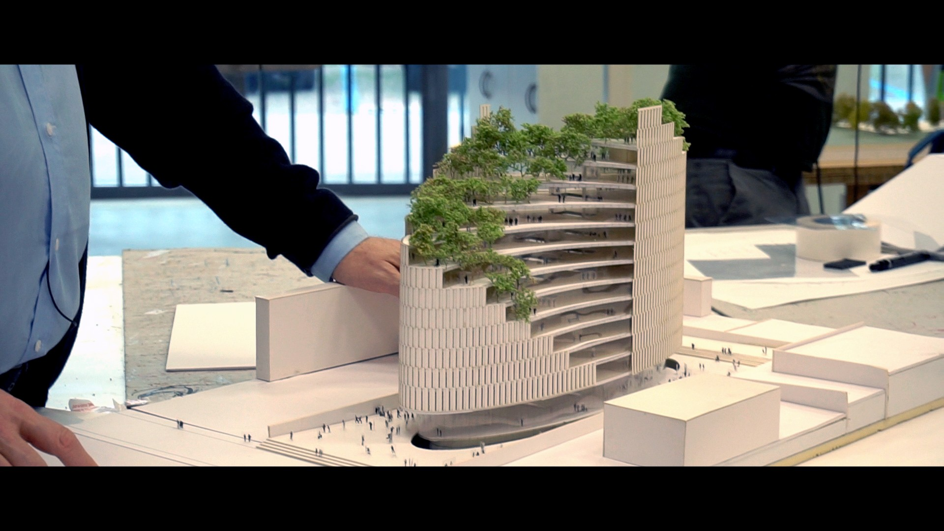 SpazioFMG présente The Architects Series – A documentary on: MC A Mario Cucinella Architects