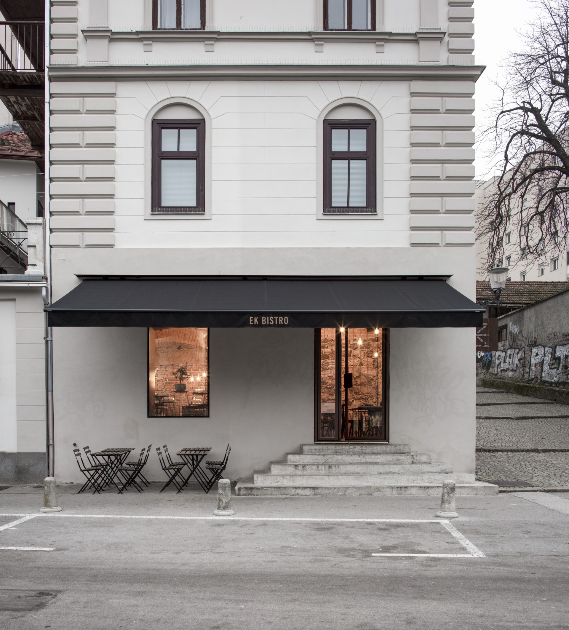bistro EK   dekleva gregorič architects