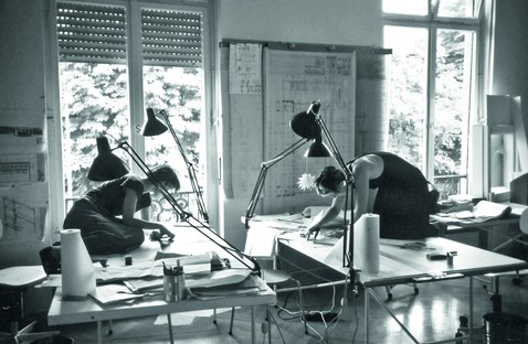 Architectures allemandes, brutalisme et architecture féminine trois expositions au DAM