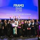 Projets de design d'intérieur lauréats du Frame Awards au Westergasfabriek Amsterdam