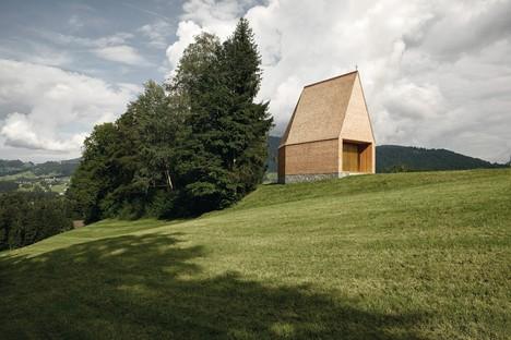 Architecture et nature deux projets de Bernardo Bader Architekten