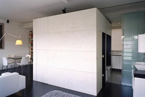Une habitation et un cabinet, deux projets d'architecture d'intérieur signés Schiattarella Associati