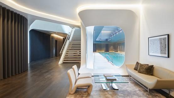 Zaha Hadid Architects 520 West 28th et les photos de Hufton+Crow