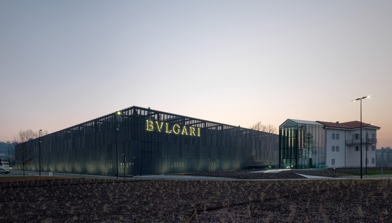 Open Project un projet entre innovation et tradition Manifattura Bulgari Valenza