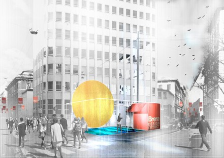 Projets urbains The Rising à Milan et Red Planet à Shangai