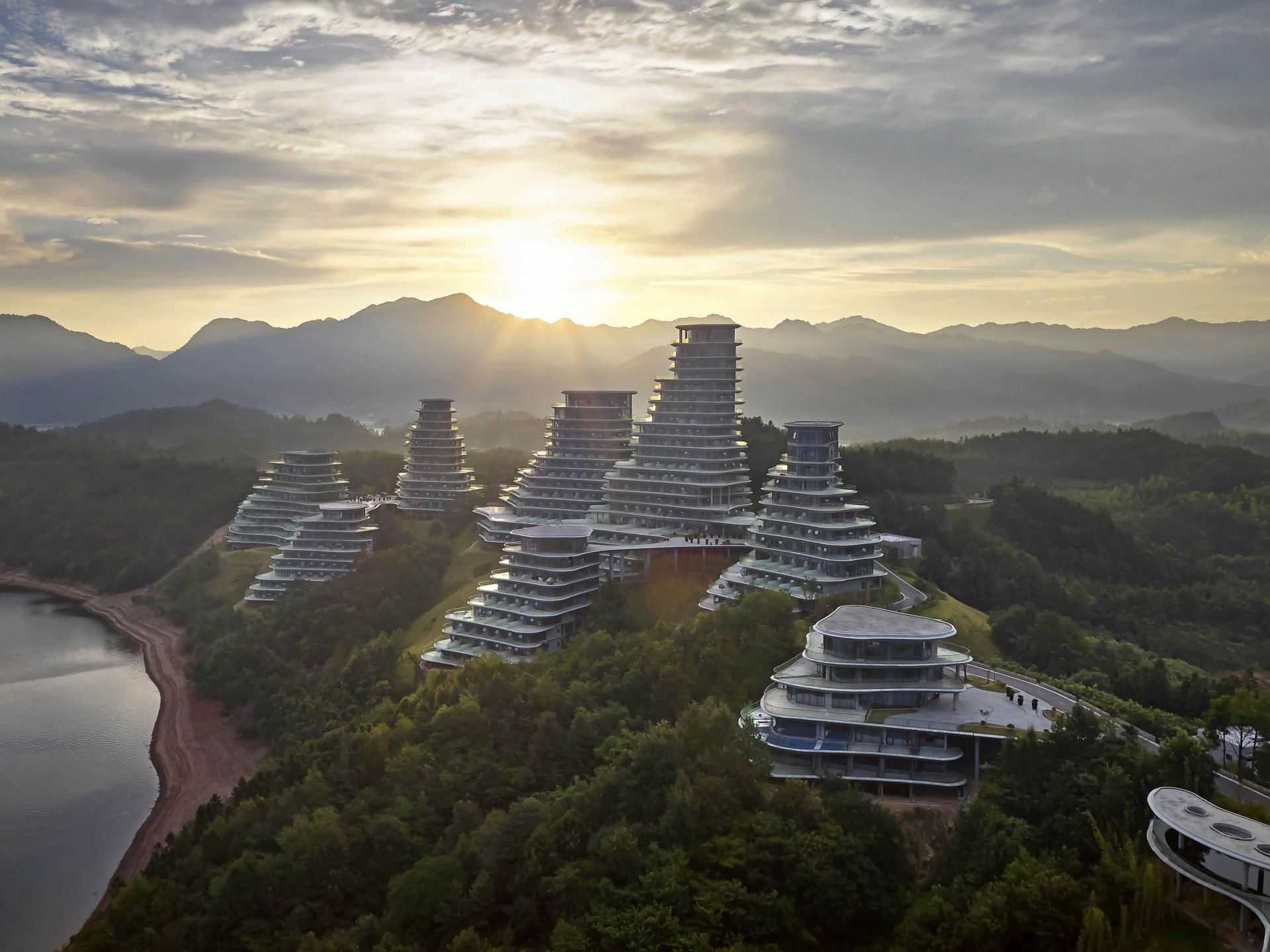 Les plus beaux gratte-ciels d'Asie et d'Australie au CTBUH Awards 2018