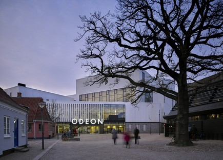 C.F. Møller Architects Odeon Music and Theatre Hall à Odense