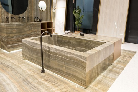 Iris Ceramica Group au salon international du meuble et au Fuorisalone 2018 de Milan