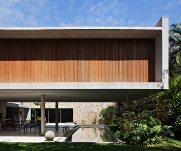 AMZ et Perkins + Will vivre en symbiose avec le jardin à São Paulo, Brésil