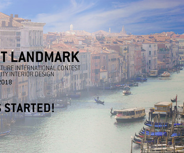 NextLandmark International Contest 2018 : Venise, Hospitality Interior Design
