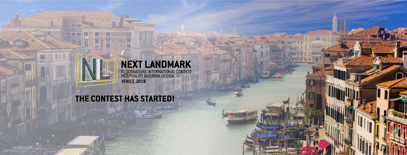 NextLandmark International Contest 2018 : Venise, Hospitality Interior Design
