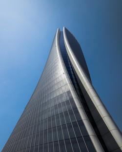 Zaha Hadid Architects Generali Tower Milan