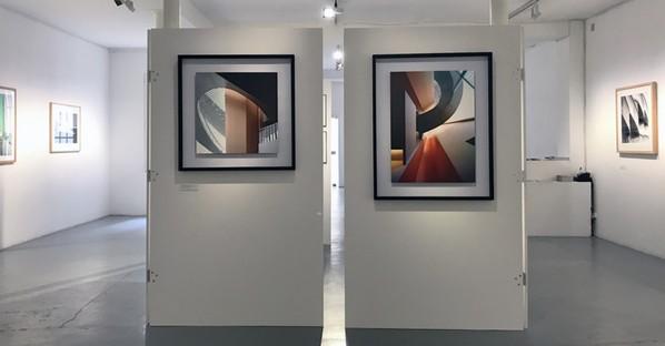 Exposition Gitty Darugar Formes et Lumière à Paris