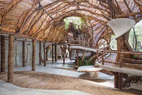 IK LAB nouvelle galerie d'art contemporain à Tulum