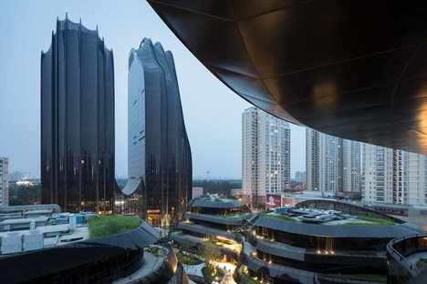 MAD Architects Chaoyang Park Plaza Pékin