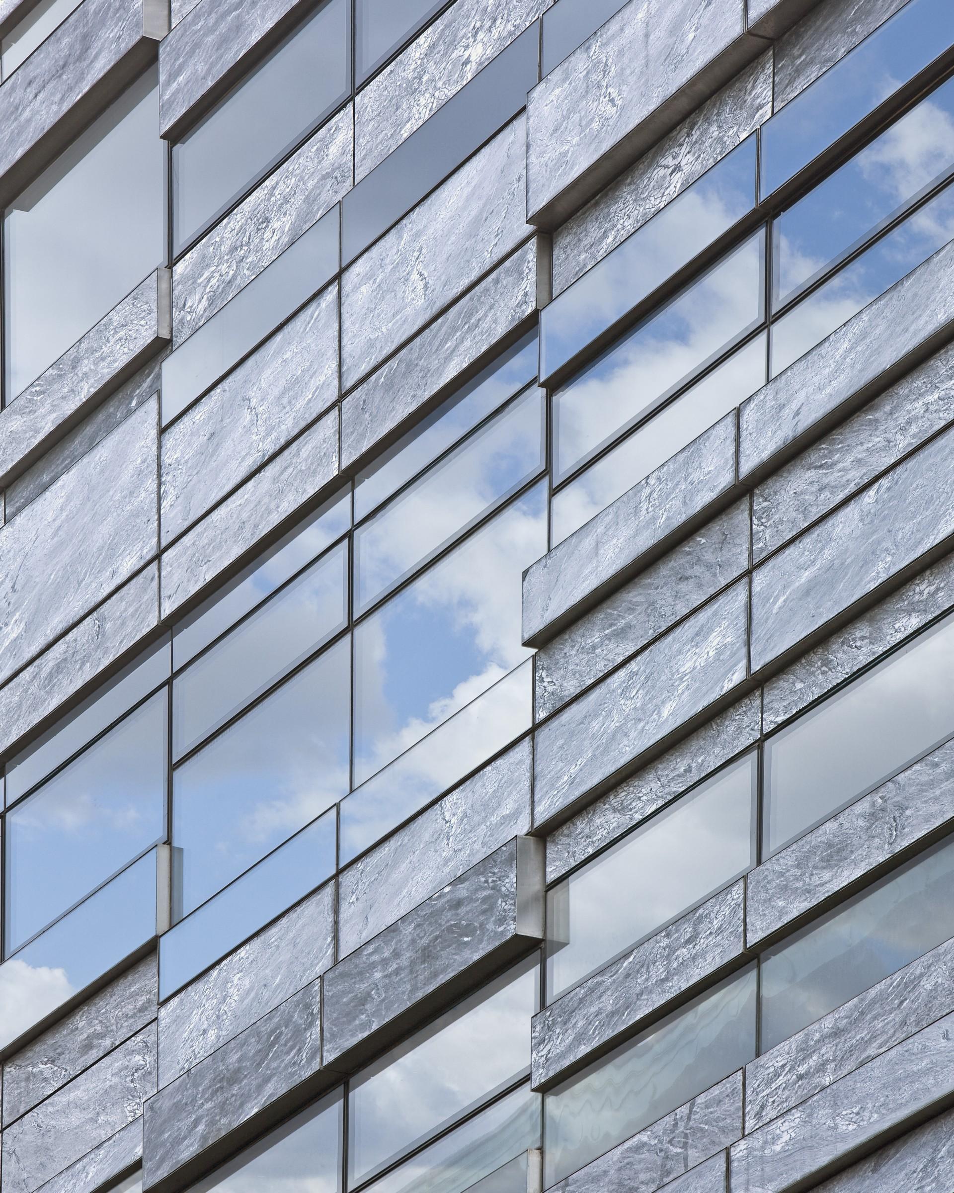 Archi-Tectonics V33 Édifice résidentiel à Tribeca New York