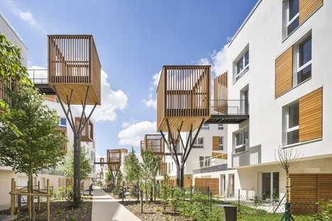 Brenac & Gonzalez Complexe résidentiel Romainville