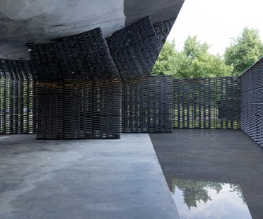 Frida Escobedo Serpentine Pavilion 2018 Londres