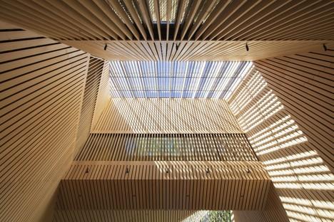 Patkau Architects Audain Art Museum Whistler Canada