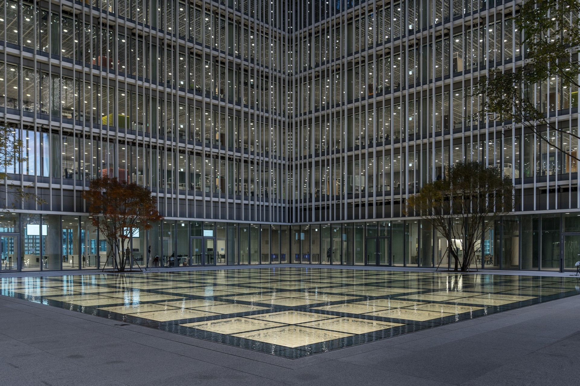 David Chipperfield Architects Amorepacific Headquarters à Séoul