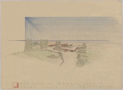 Wright et L'architecture Organique deux expositions au Iuav