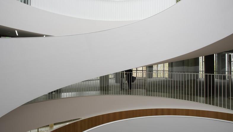 Stefano Boeri Architetti China conçoit les bureaux du futur à Shanghai