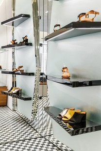 Vudafieri-Saverino Partners Boutique Clergerie à Paris et New York