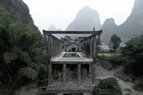 Trois hôtels en Chine: des expériences uniques en récupérant le passé