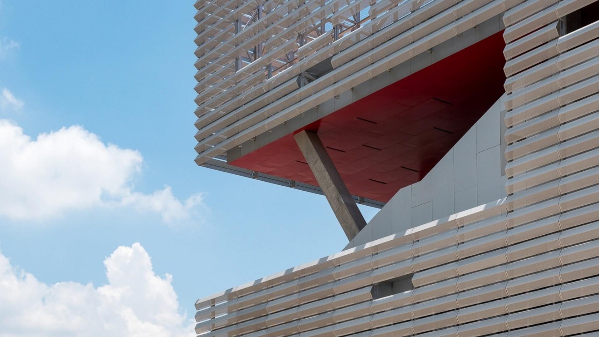 OPEN Architecture le Pingshan Performing Arts Center de Shenzhen