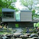 Archi-tectonics Gypsy Trail Residence (Kent, Upstate New York)