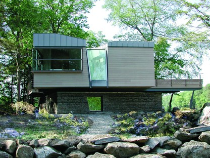 Archi-tectonics Gypsy Trail Residence (Kent, Upstate New York)