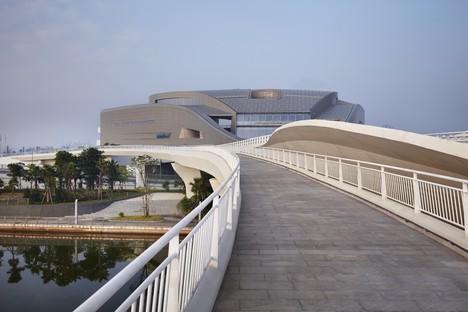 UNStudio Asia  Keppel Cove Marina & Clubhouse à Zhongshan