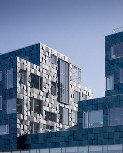 C.F. Møller Architects Copenhagen International School Nordhavn Copenhagen